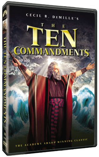 The Ten Commandments Two-Disc Special Edition