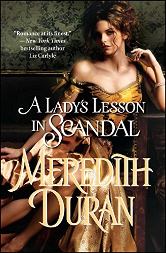 A Lady's Lesson in Scandal, Meredith Duran
