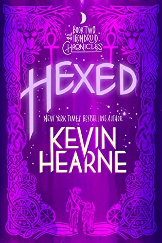 Book Hexed - Kevin Hearne