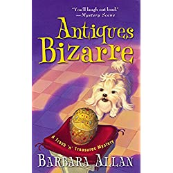 Antiques Bizarre (A Trash 'n' Treasures Mystery)