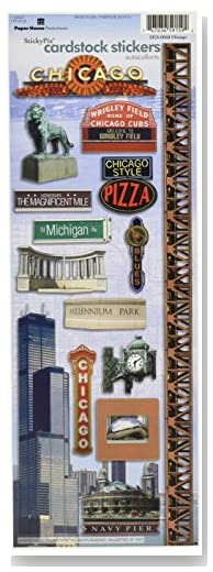 Chicago Stickers