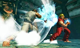 Screenshot: Super Street Fighter IV 3D Edition