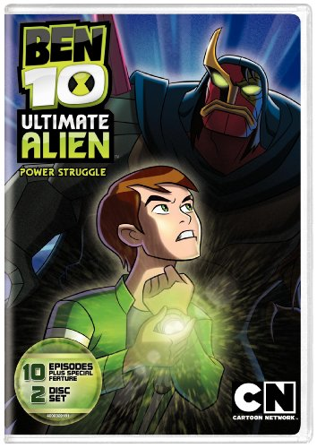 Ben 10 Ultimate Alien: Power Struggle DVD