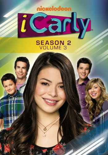 Icarly: Season 2 V.3 DVD
