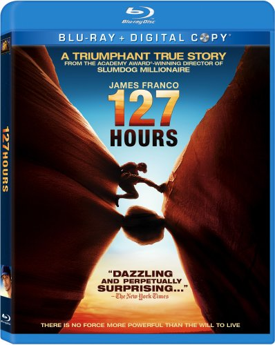 127 Hours [Blu-ray] DVD