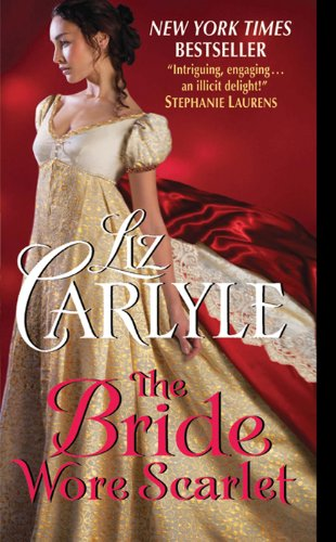 Book The Bride Wore Scarlet