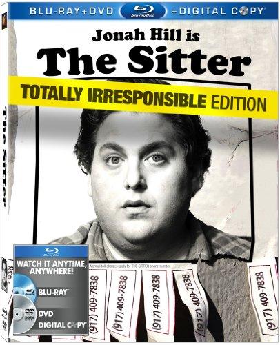 The Sitter  DVD