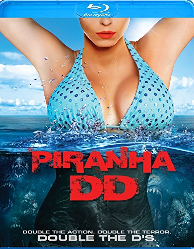 Piranha 3DD [Blu-ray] DVD