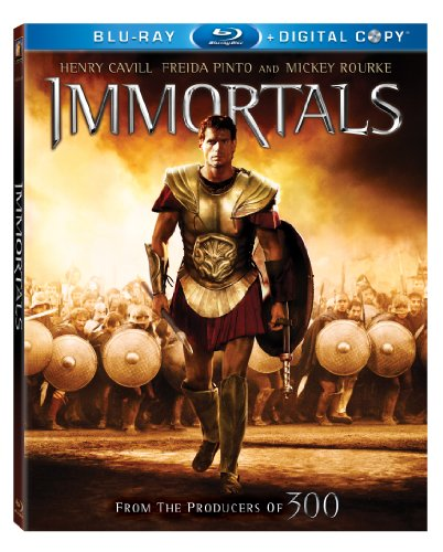 Immortals [Blu-ray] DVD