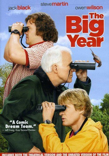 The Big Year DVD