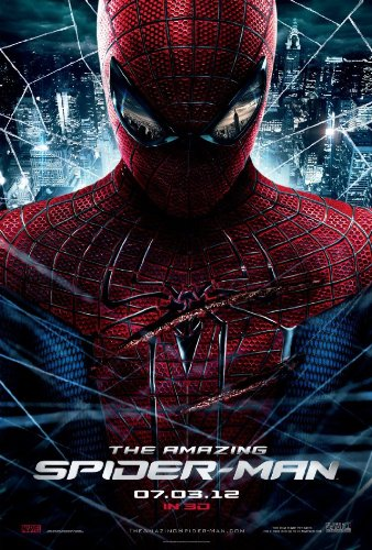 The Amazing Spider-Man [Blu-ray] DVD