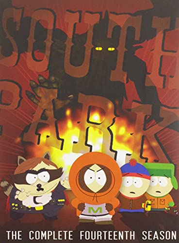 South Park: Complete Fourteenth Season DVD
