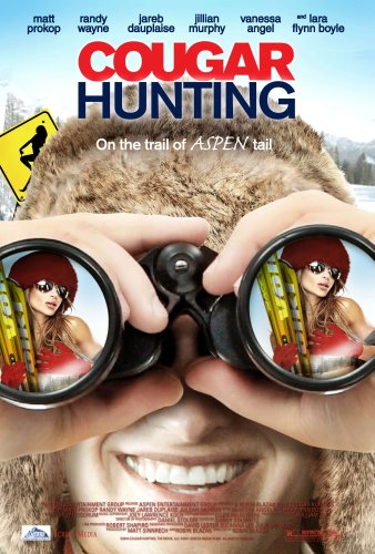 Cougar Hunting DVD
