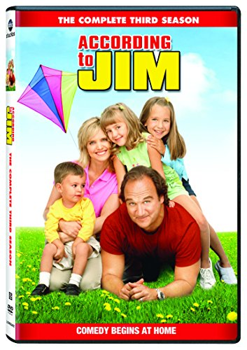 According to Jim: Complete Third Season DVD
