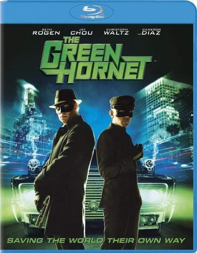 The Green Hornet cover