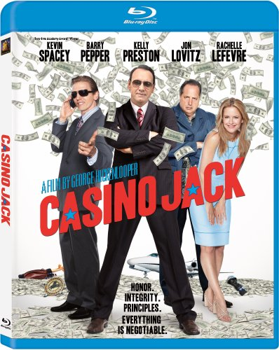 Casino Jack [Blu-ray] DVD