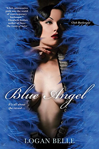 Book Blue Angel - by Logan Belle