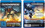 Transmorphers [Blu-ray]