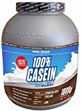 Body Attack 100% Casein Protein,Chocolate Cream , 1er Pack (1 x 1.8 kg Dose)