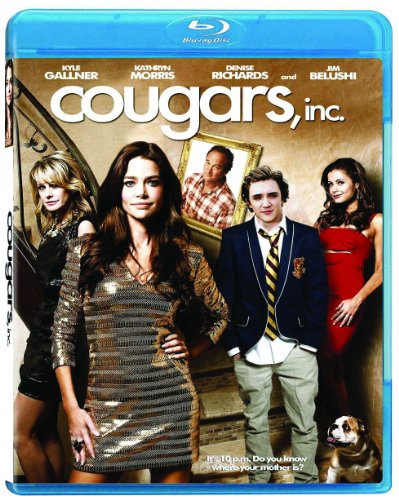 Cougars, Inc. [Blu-ray] DVD