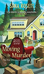 Moving is Murder by Sara Rosett