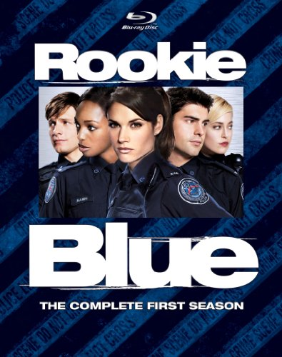 Rookie Blue: The Complete First Season [Blu-ray] DVD