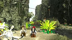 Screenshot: LEGO Pirates of the Caribbean