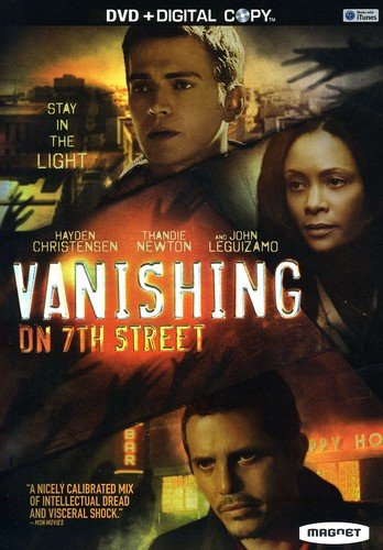 Vanishing on 7th Street DVD