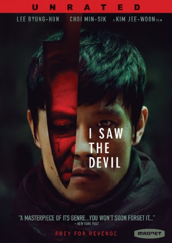 I Saw the Devil DVD