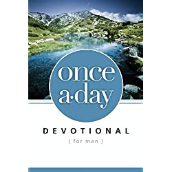 Once-A-Day Devotional for Men