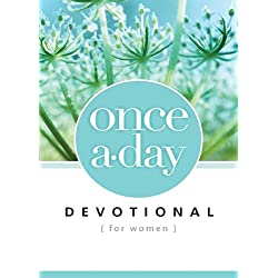 Once-A-Day Devotional for Women
