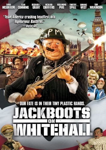 Jackboots on Whitehall DVD