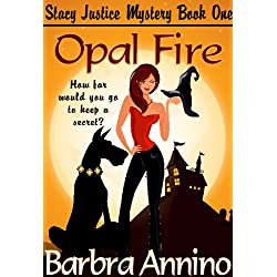 Opal Fire (A Reluctant Witch Mystery)