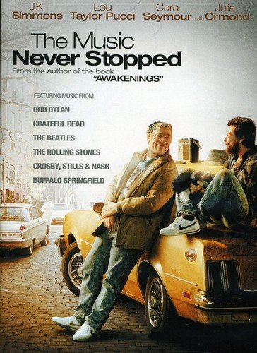 The Music Never Stopped DVD