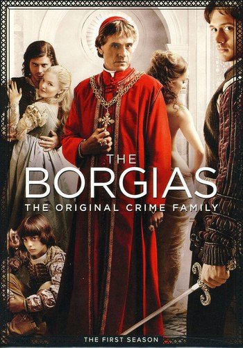 The Borgias: The First Season DVD