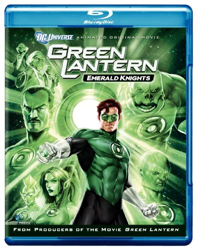 Green Lantern: Emerald Knights Two-Disc Blu-ray/DVD Combo + Digital Copy