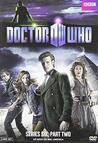 Doctor Who: The Sixth Series - Part 2 DVD