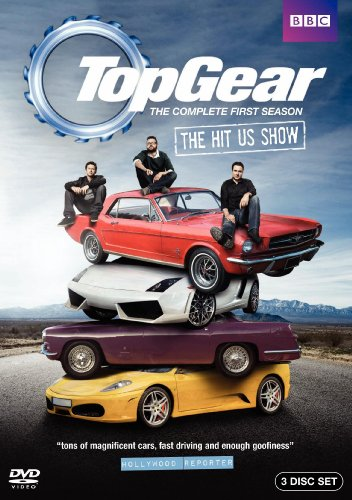Top Gear US: Season 1 DVD