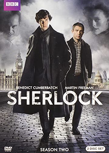 Sherlock: Season Two DVD