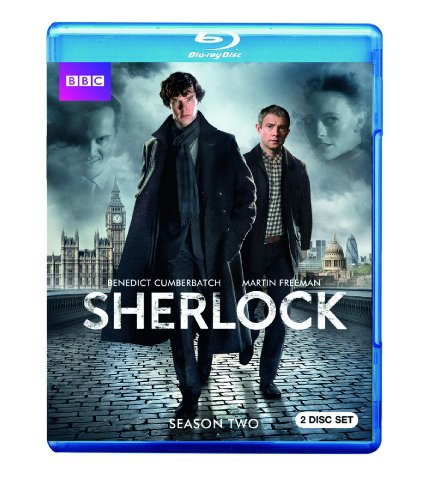 Sherlock: Season Two [Blu-ray] DVD
