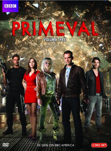 Primeval: Volume Three DVD