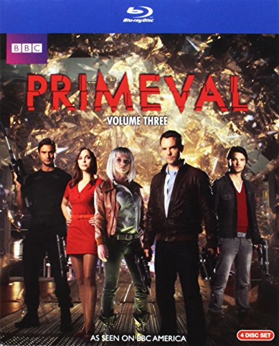 Primeval: Volume Three [Blu-ray] DVD