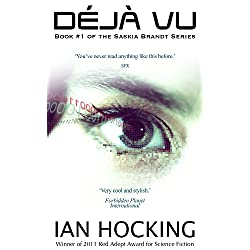 Déjà Vu (The Saskia Brandt Series)