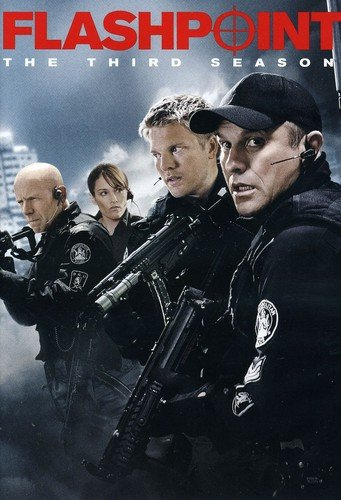 Flashpoint: Third Season DVD