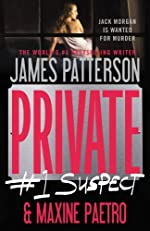 #1 Suspect by James Patterson and Maxine Paetro