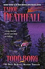 Tahoe Deathfall by Todd Borg