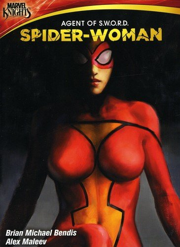 Spider-Woman: Agent of S.W.O.R.D. cover