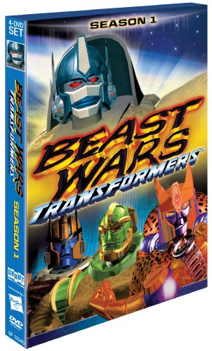 Transformers: Beast Wars Season 1 cover