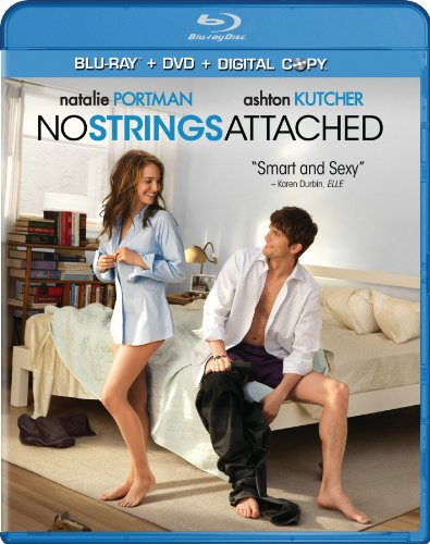 No Strings Attached [Blu-ray] DVD