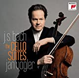 Bach: Cellosuiten 1-6 CD, Import Jan Vogler